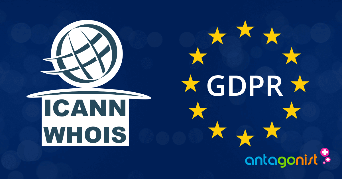 WHOIS in de problemen door GDPR (AVG)