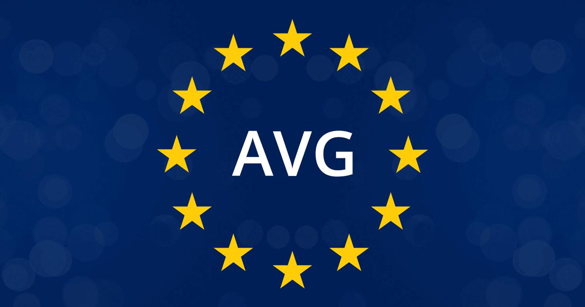 De AVG komt eraan: graag brengen we je op de hoogte