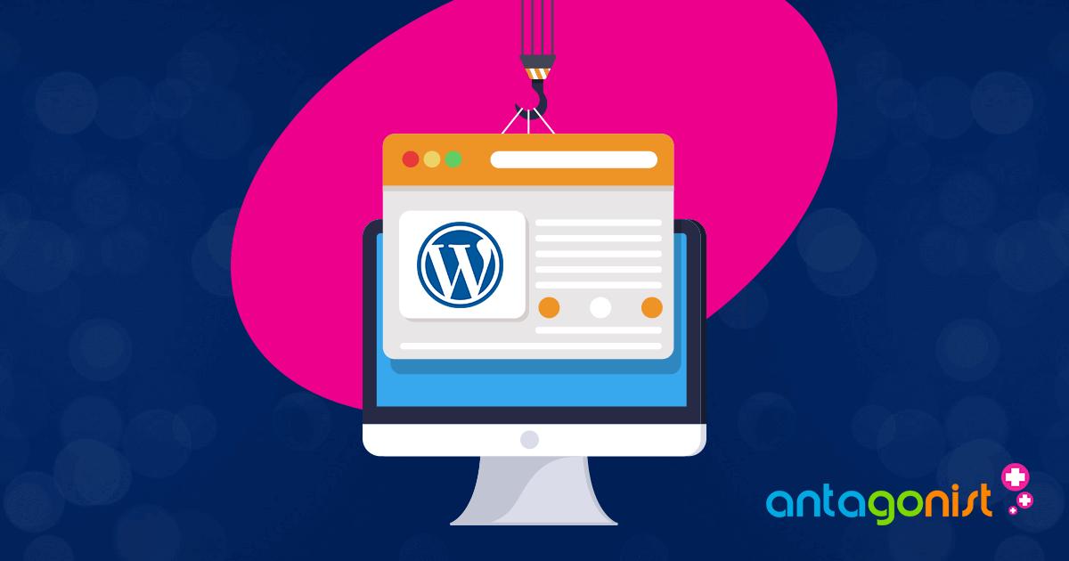 Je WordPress-website als basis voor een ontwikkelomgeving!