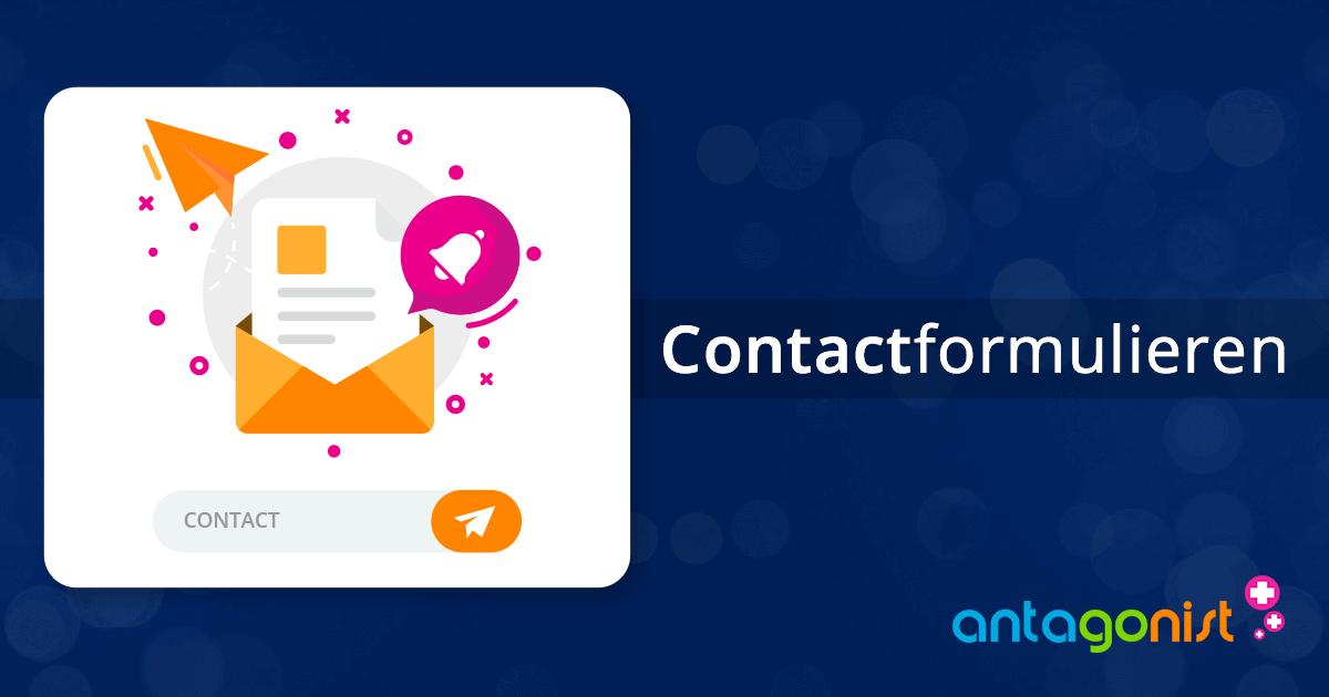 Contactformulier maken voor je website!