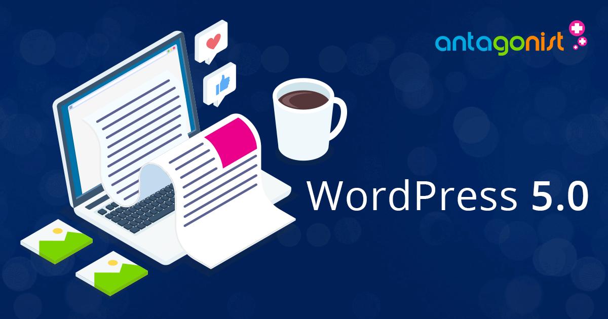 WordPress 5.0 is nu beschikbaar: Gutenberg of Classic Editor?