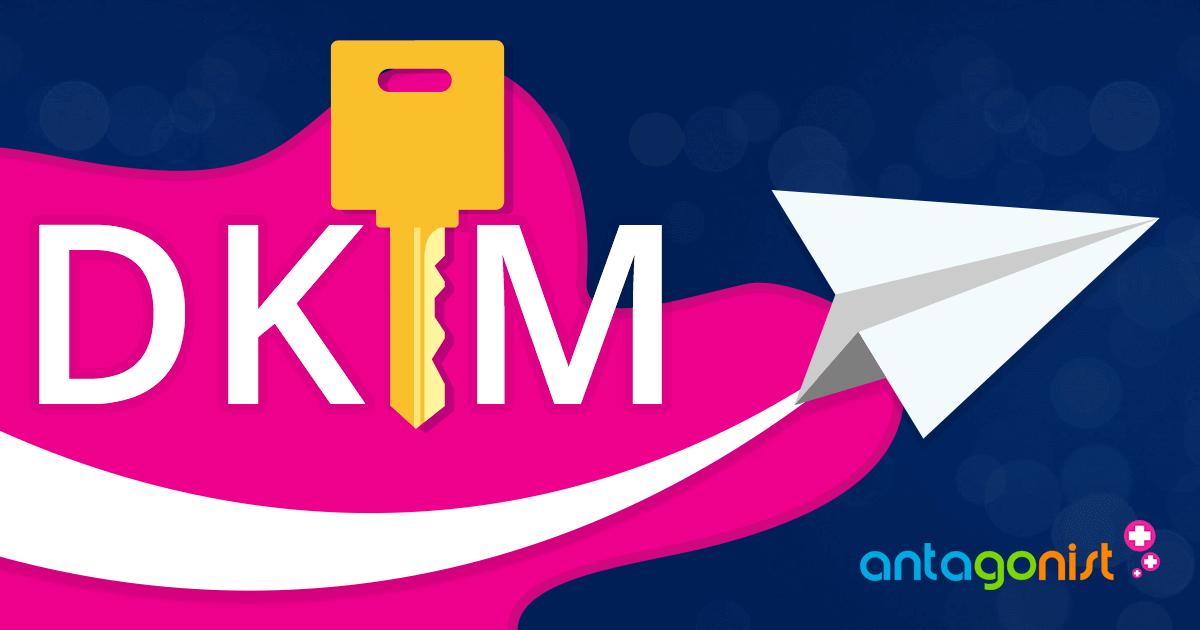 Veiligere e-mail met DKIM.