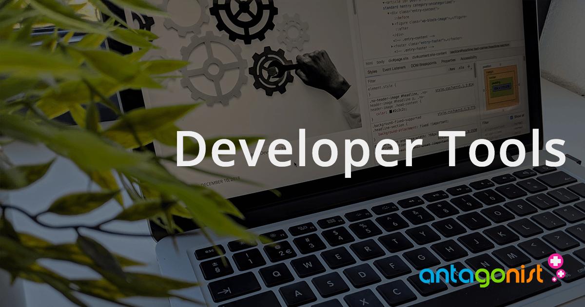 Web Developer Tools: benut ze optimaal!