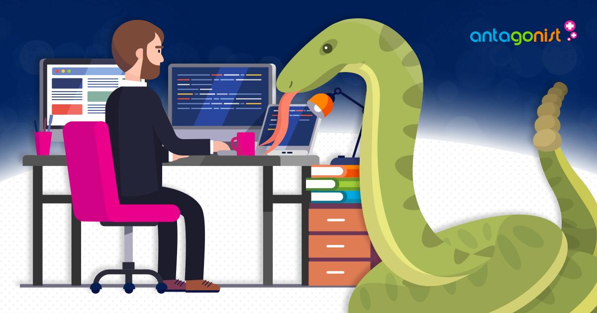 Asynchronous programming met Python
