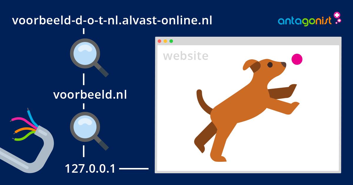 Wat Alvast Online achter de schermen doet.