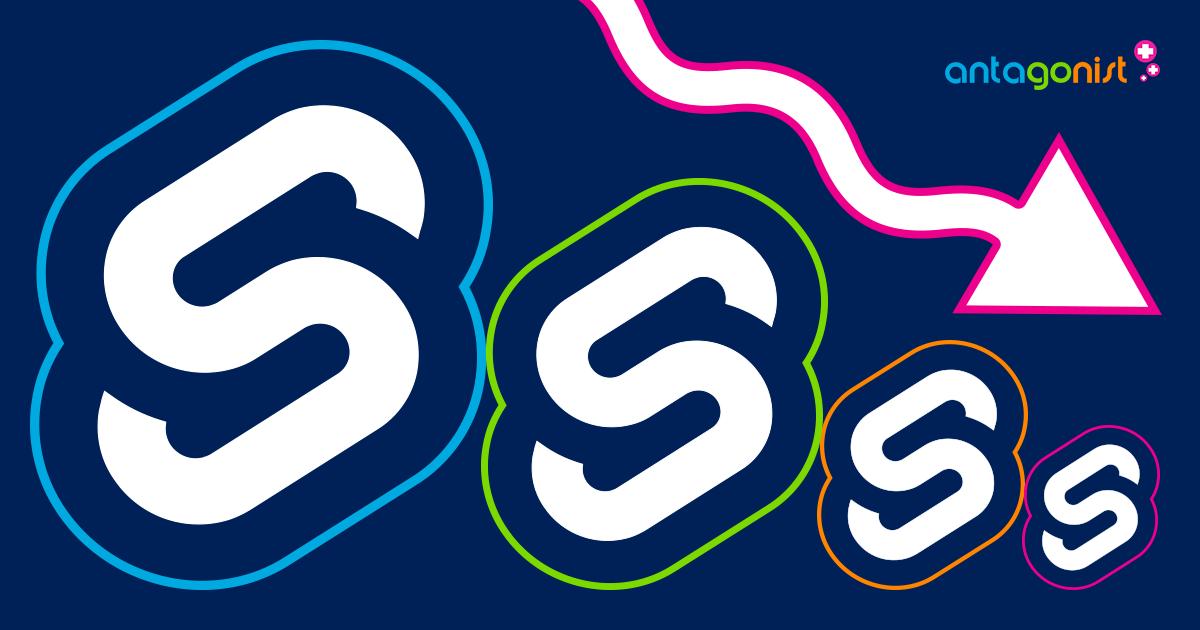 Svelte is klein dan bijvoorbeeld een React of Vue app.