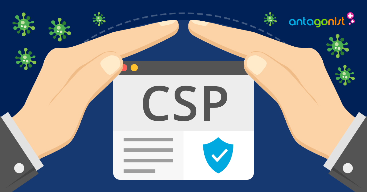 Content Security Policy (CSP) instellen!