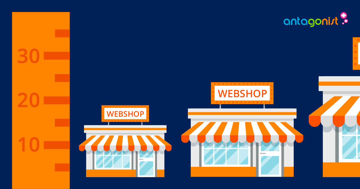 De groei meten van je webshop.