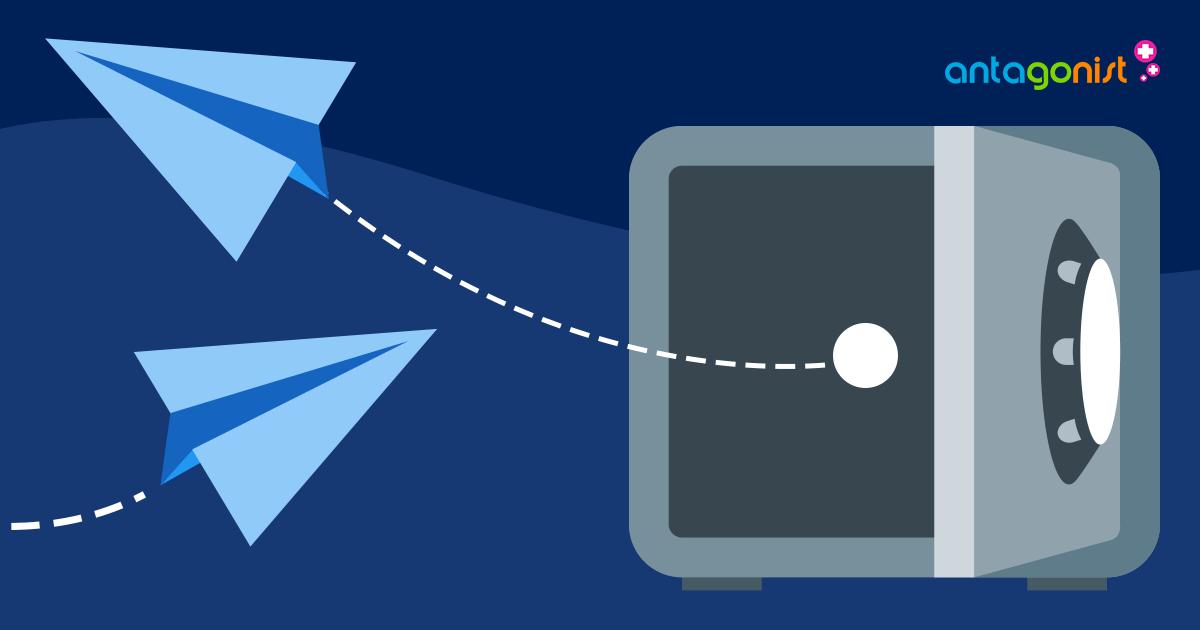 E-mail beveiligen.