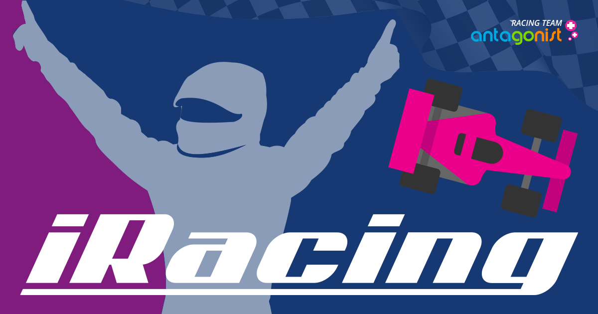 E-sports met het Antagonist Racing Team