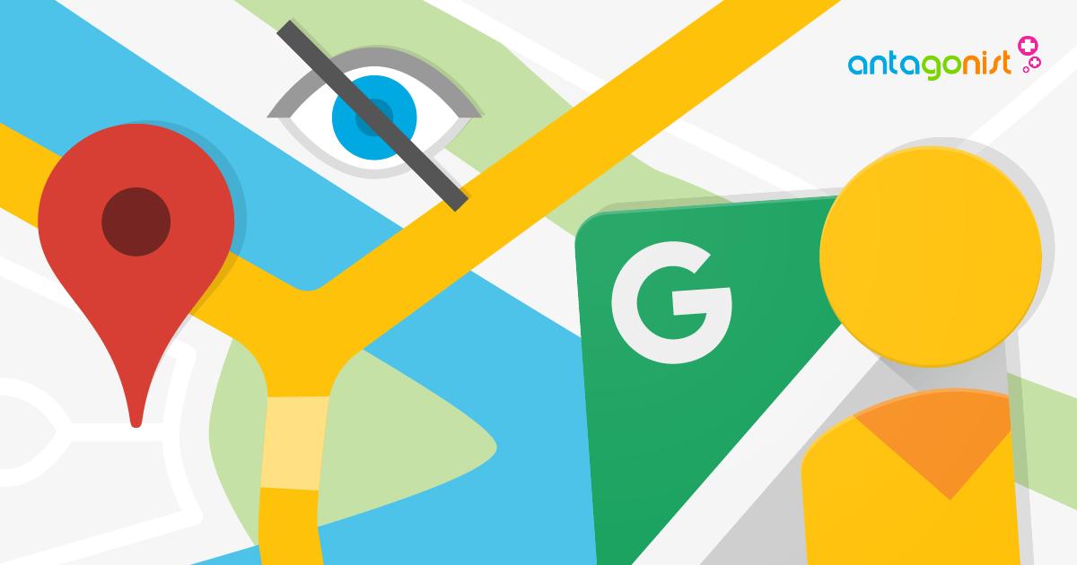 Gemakkelijk je huis blurren op Google Street View!