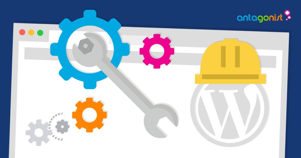 Onderhoud je WordPress-website in vijf eenvoudige stappen!