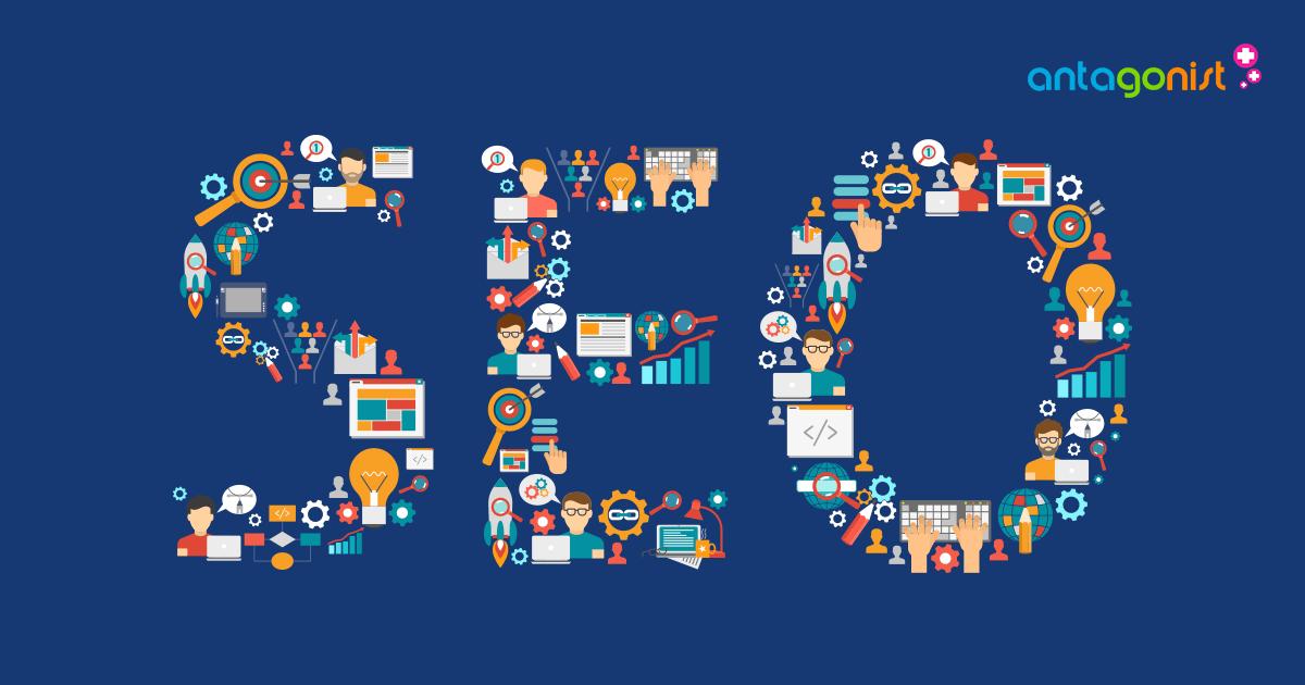SEO als online marketing strategie.
